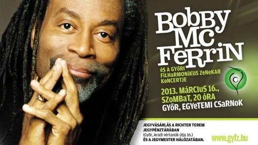 - Bobby McFerrin koncert