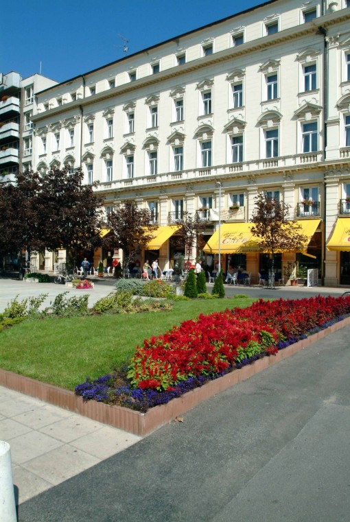 - Hotel Rába City Center Győr