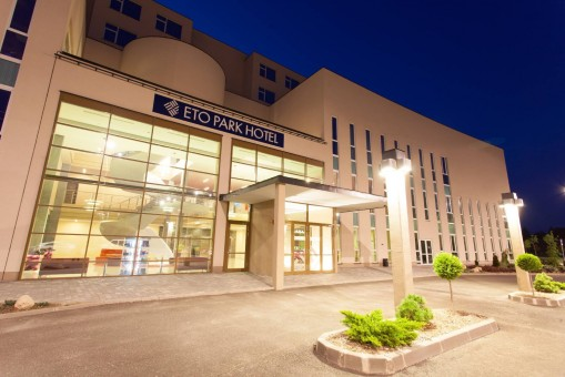 - ETO Park Hotel Business & Stadium Győr